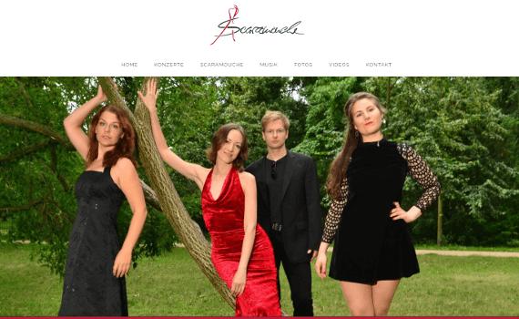 Scaramouche Band